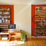 Ideia Decorar Ideias de decoração com pallets Ideias de decoração com pallets 4