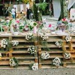 Ideia Decorar Ideias de decoração com pallets Ideias de decoração com pallets 8