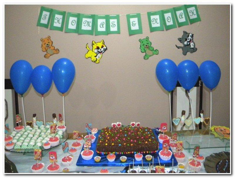 Festas infantis, decoração rápida e barata11