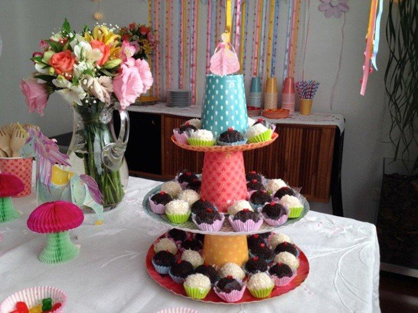 Festas infantis, decoração rápida e barata14