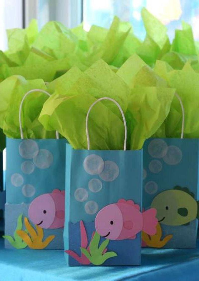 Festas infantis, decoração rápida e barata17