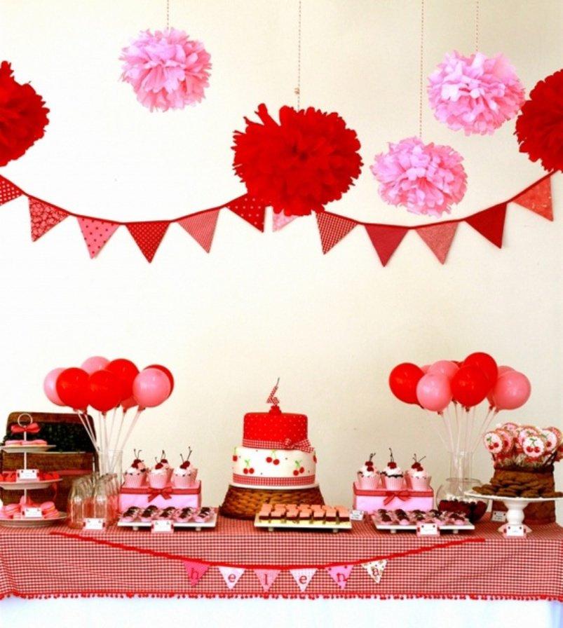 Festas infantis, decoração rápida e barata3