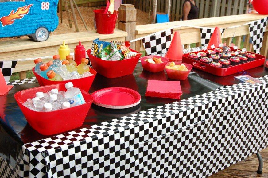 Festas infantis, decoração rápida e barata9