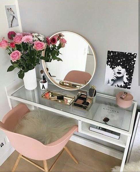 Ideia Decorar Espelho redondo na decoração espelho redondo na decoracao.jpg10