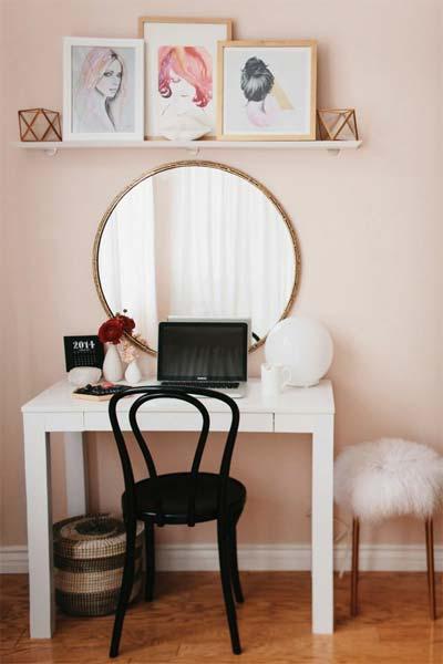 Ideia Decorar Espelho redondo na decoração espelho redondo na decoracao.jpg1