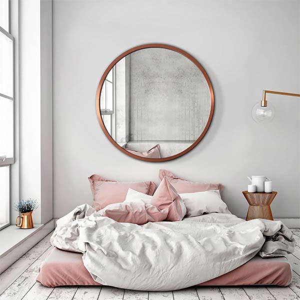 Ideia Decorar Espelho redondo na decoração espelho redondo na decoracao.jpg8