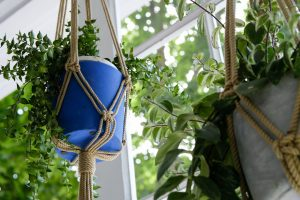 Ideia Decorar vaso-de-planta-decoracao-macrame vaso de planta decoracao macrame