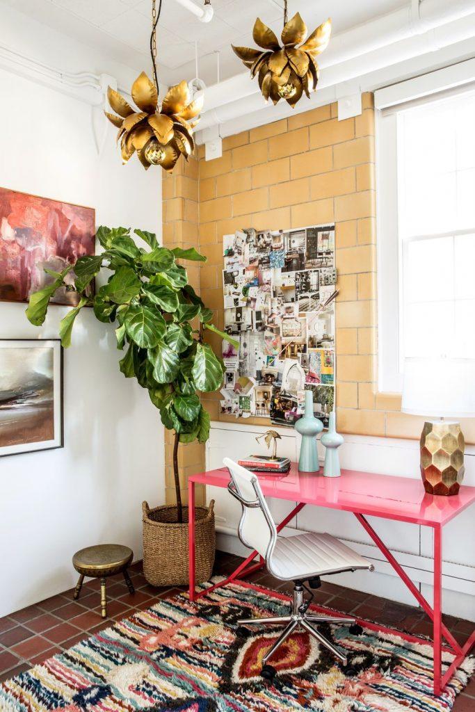 Ideia Decorar 11 ideias de decoração para home office 30 ideias de decoracao para home office 11