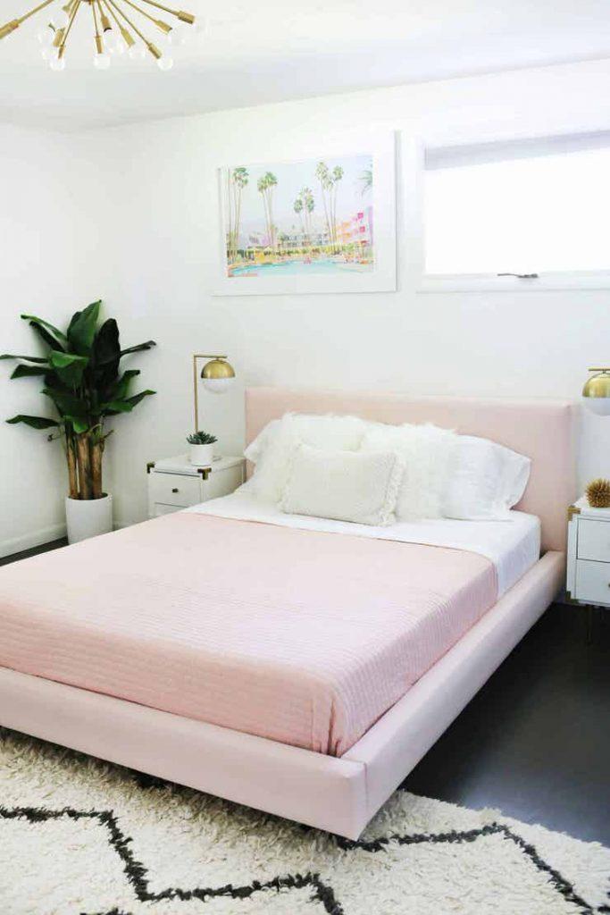 Ideia Decorar Ideias baratas para decorar o quarto Ideias charmosas mas baratas para decoracao de quartos