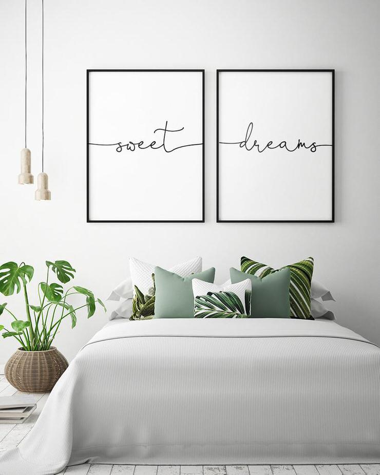 Ideia Decorar Ideias baratas para decorar o quarto Ideias charmosas mas baratas para decoracao de quartos11
