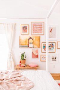 Ideia Decorar Ideias charmosas mas baratas para decoração de quartos19 Ideias charmosas mas baratas para decoracao de quartos19