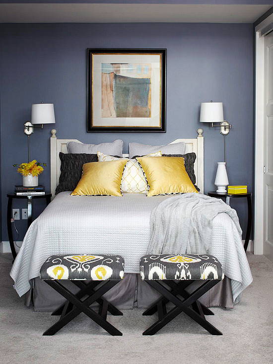 Ideia Decorar Ideias baratas para decorar o quarto Ideias charmosas mas baratas para decoracao de quartos4