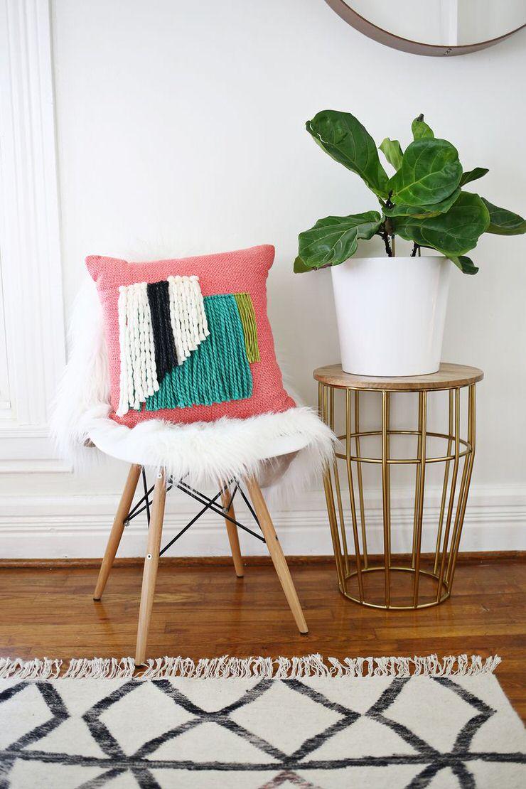 Ideia Decorar Ideias baratas para decorar o quarto Ideias charmosas mas baratas para decoracao de quartos7