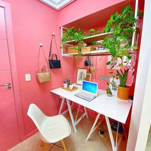 Ideia Decorar ideia de decoração home office (12) ideia de decoracao home office 12