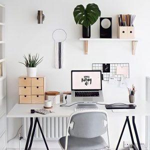 Ideia Decorar ideia de decoração home office (15) ideia de decoracao home office 15