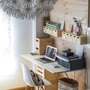 Ideia Decorar ideia de decoração home office (17) ideia de decoracao home office 17