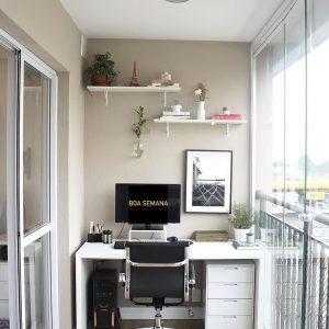 Ideia Decorar ideia de decoração home office (28) ideia de decoracao home office 28
