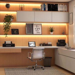 Ideia Decorar ideia de decoração home office (9) ideia de decoracao home office 9
