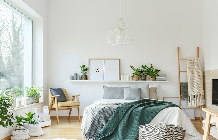 Ideia Decorar 8 Ideias para decorar a parede da cabeceira da cama 9 Ideias para decorar a parede da cabeceira da cama2