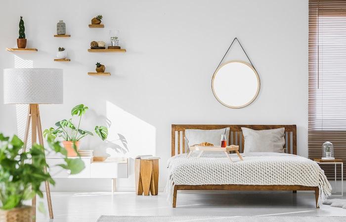 Ideia Decorar 8 Ideias para decorar a parede da cabeceira da cama 9 Ideias para decorar a parede da cabeceira da cama5