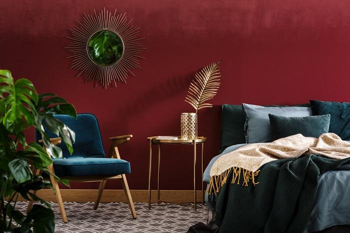 Ideia Decorar 8 Ideias para decorar a parede da cabeceira da cama 9 Ideias para decorar a parede da cabeceira da cama8
