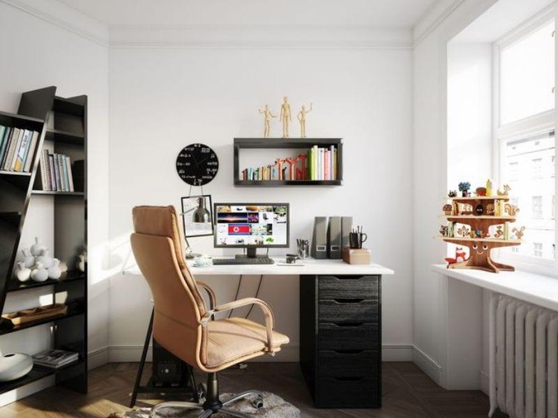 Crie o home office perfeito em 8 etapas