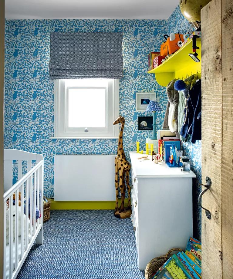 Ideia Decorar Decoração de quarto de bebê menino Decoracao de quarto de bebe menino 2