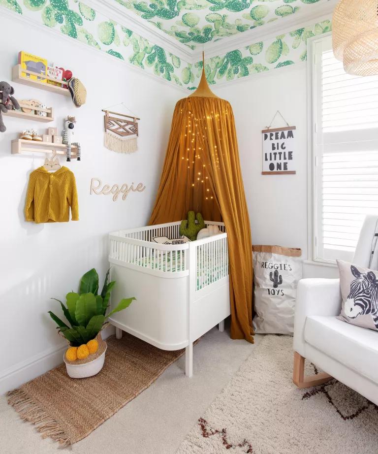 Ideia Decorar Decoração de quarto de bebê menino Decoracao de quarto de bebe menino 8